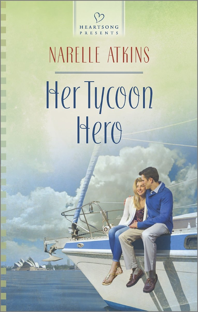 HER TYCOON HERO by Narelle Atkins