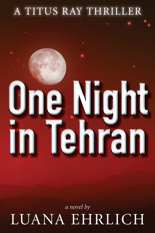 ONE NIGHT IN TEHRAN by Luana Ehrlich