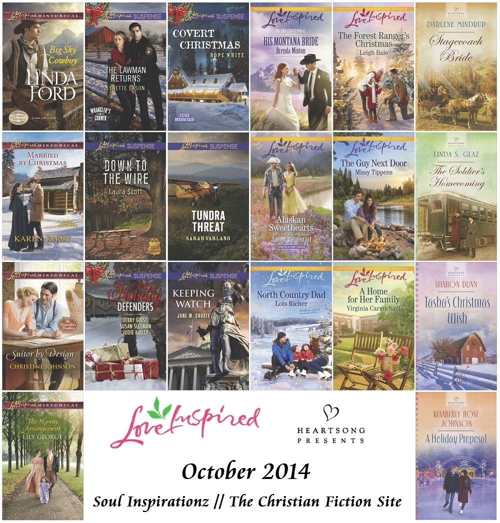 October 2014 Category Fiction