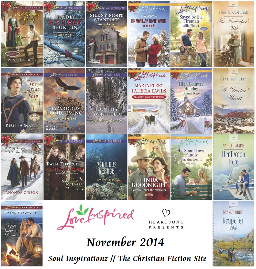 November 2014 Category Fiction