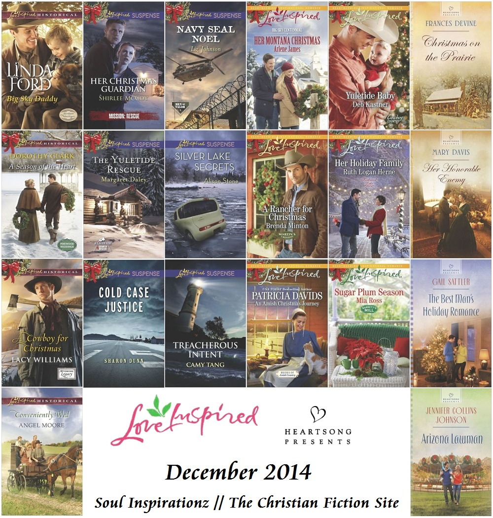 December 2014 Category Fiction