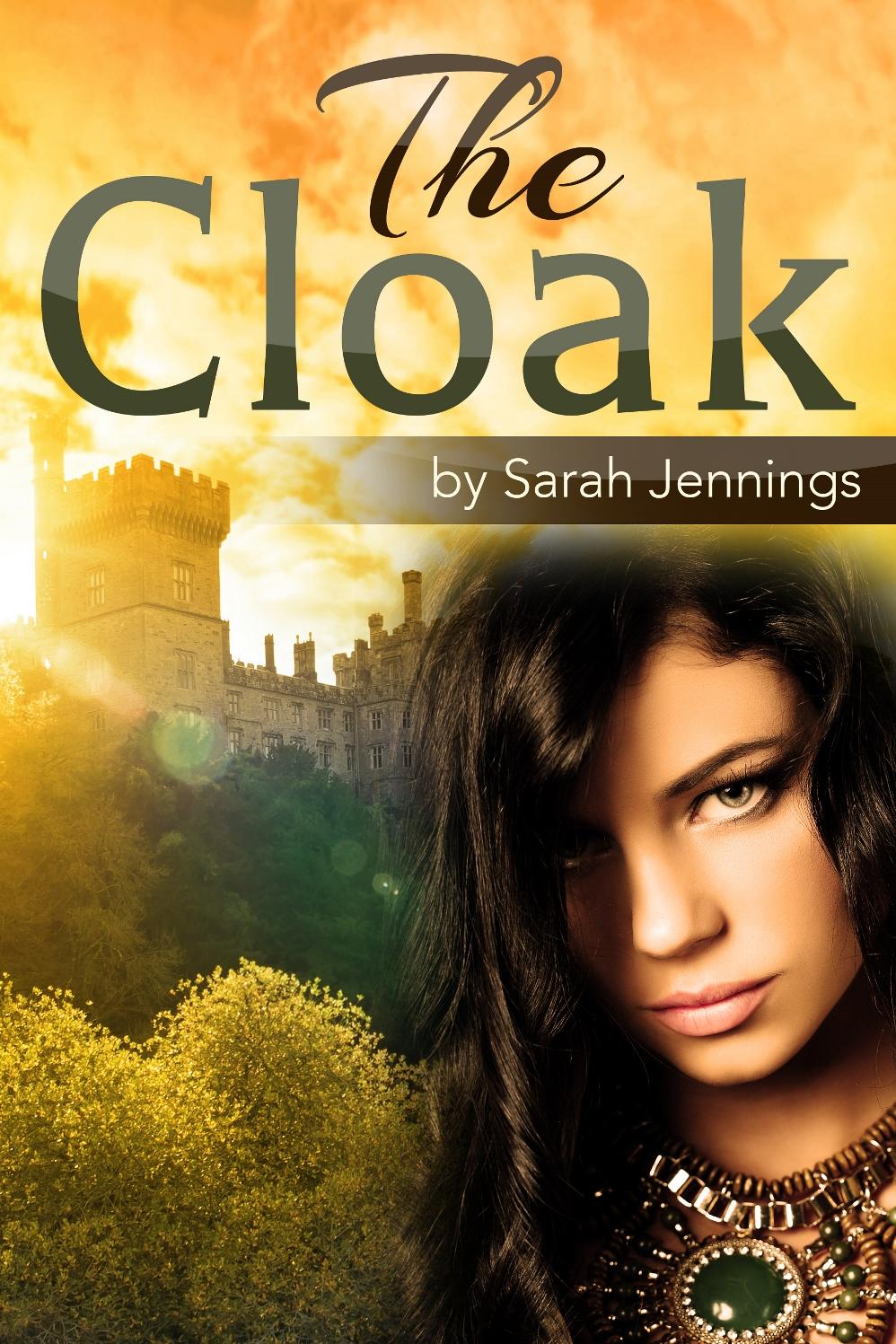 THE CLOAK by Sarah Jennings