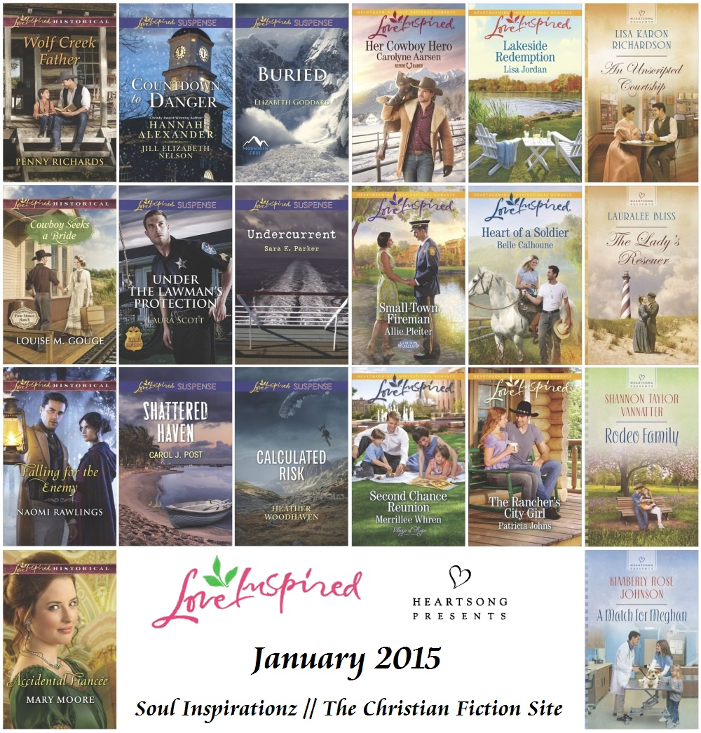 January 2015 Category Fiction