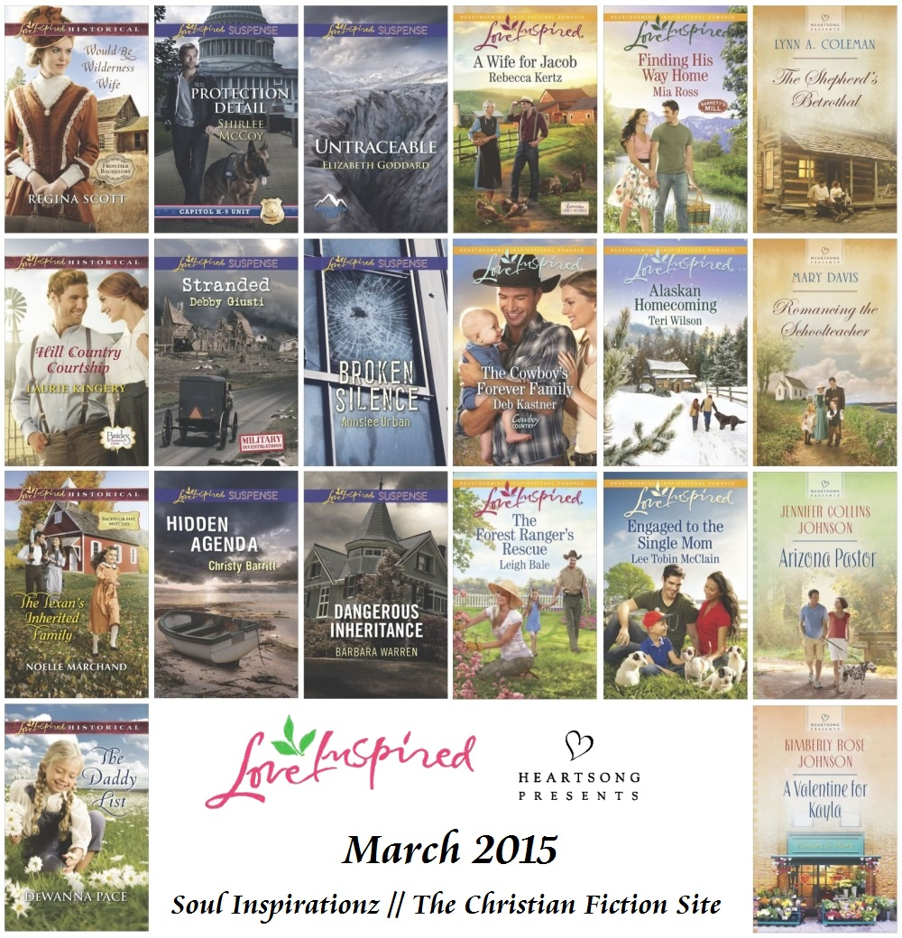 March 2015 Category Fiction