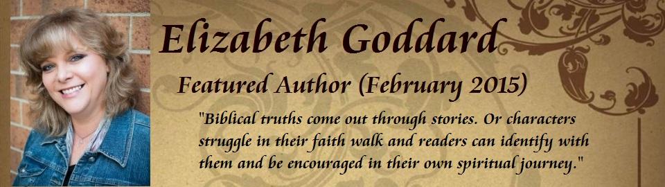 Featured Author Elizabeth Goddard