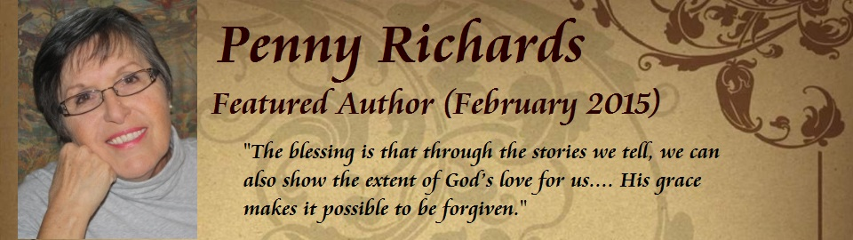 Featured Author Penny Richards