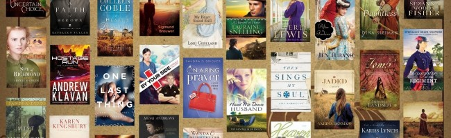 March 2015 Christian Fiction