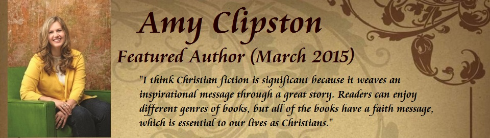Featured Author - Amy Clipston