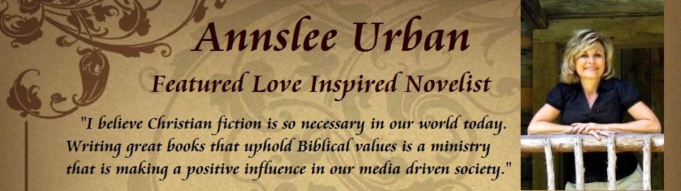 Featured Author Annslee Urban
