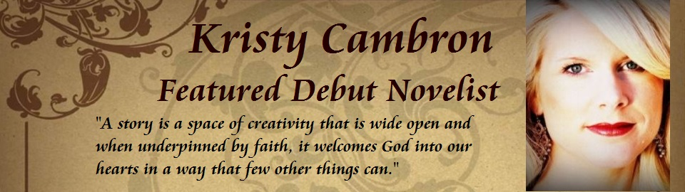 Featured Author Kristy Cambron
