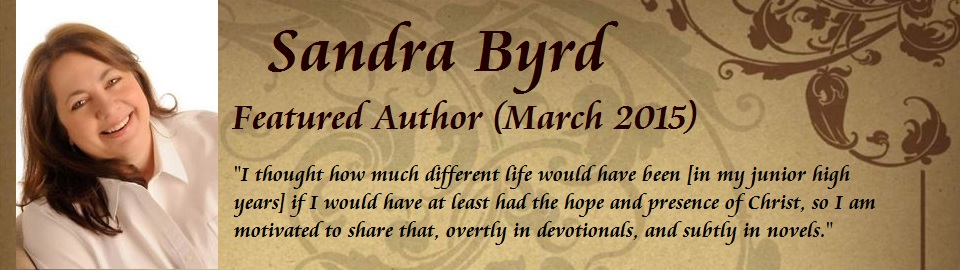 Featured Author Sandra Byrd