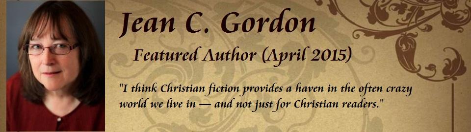 Featured Author - Jean C. Gordon