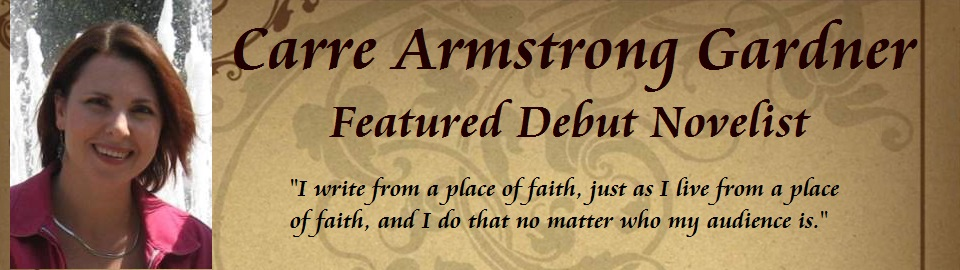 Featured Author: Carre Armstrong Gardner