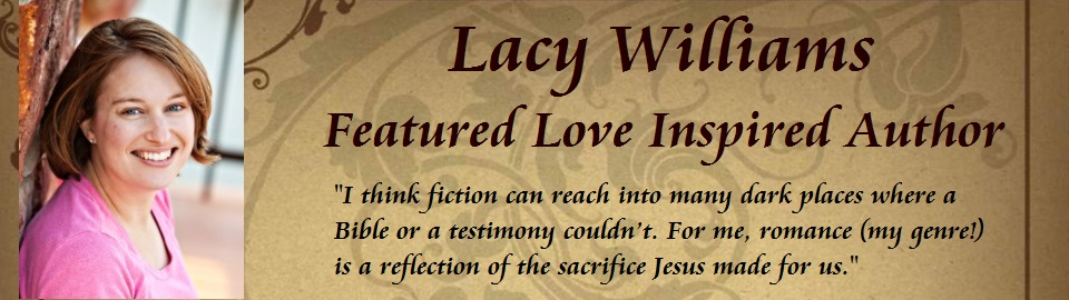 Featured Author: Lacy Williams