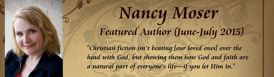 Featured Author: Nancy Moser