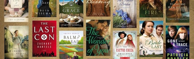 July 2015 Christian Fiction
