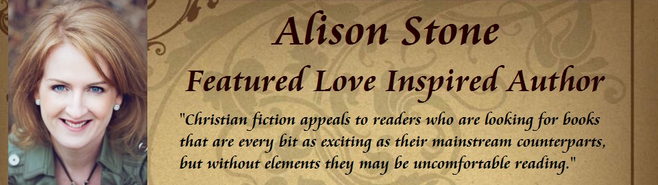 Featured Author: Alison Stone