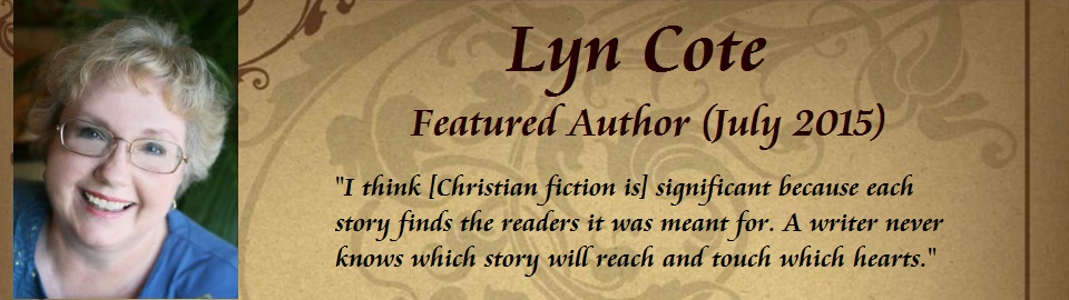 Featured Author: Lyn Cote