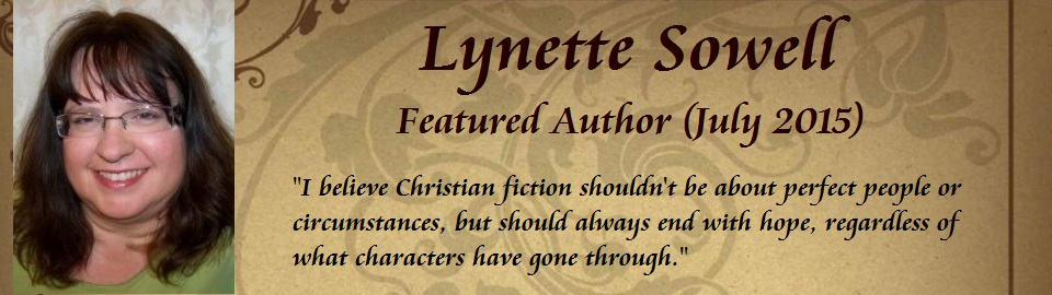Featured Author: Lynette Sowell