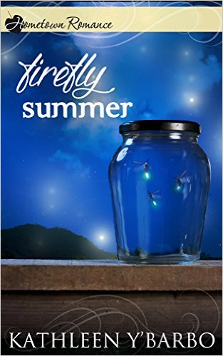 Book Cover: Firefly Summer