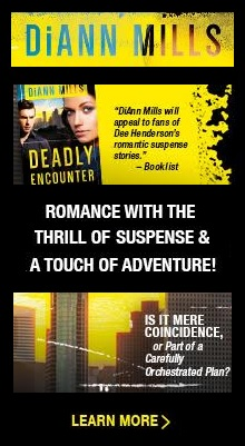 DEADLY ENCOUNTER by DiAnn Mills
